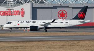 Air Canada zwolnią połowę z 40 tys. pracowników