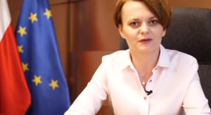 """Jadwiga Emilewicz: """"Nowy plan Marshalla""""? Nie przesadzajmy..."""