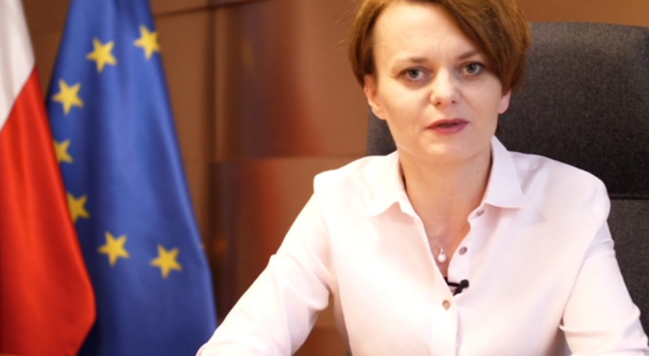 Jadwiga Emilewicz: Można mówić o zwijaniu się globalizacji
