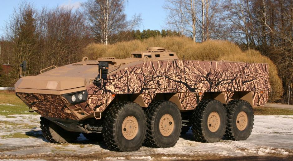 Rusza program Serwal. Wojsko chce kupić kołowe transportery nowej generacji