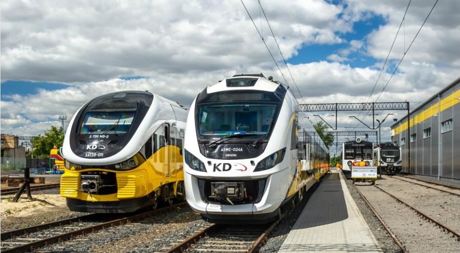 MI: w tarczy antykryzysowej 3.0 wsparcie dla kolejowych przewoźników pasażerskich