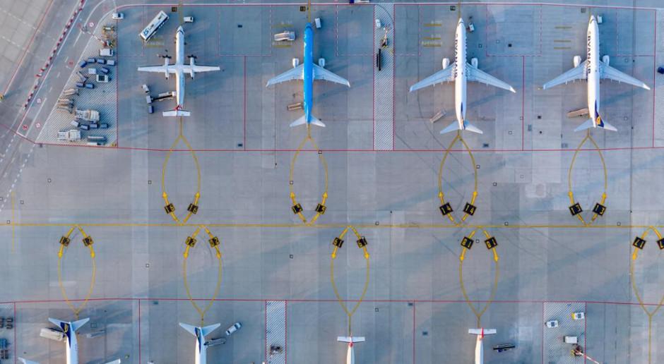 Umowa na rozbudowę płyty postojowej dla samolotów w Kraków Airport