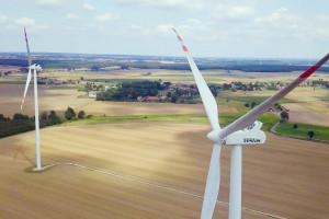 Spółka kontrolowana przez Dominikę Kulczyk zbuduje farmę wiatrową za pół miliarda złotych
