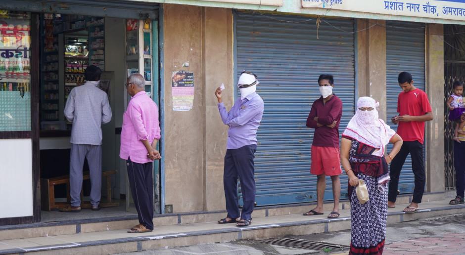 Indie: już ponad 2 miliony zakażonych koronawirusem