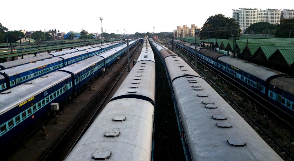 Akcje Indian Railways zyskują w czasie pandemii