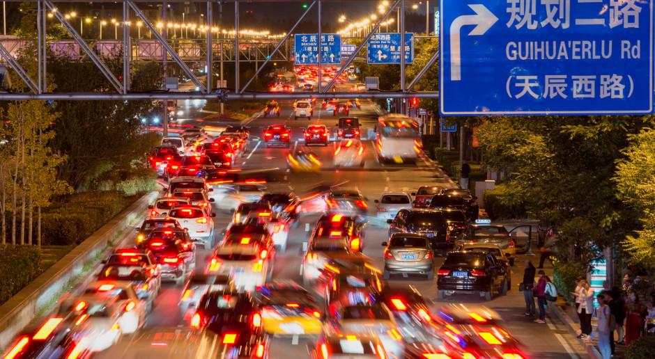 Pekin - testy pojazdów autonomicznych nabierają rozpędu