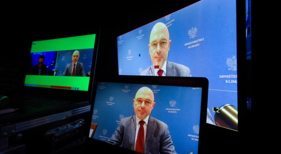 Ministerstwo klimatu pyta o hub gazowy