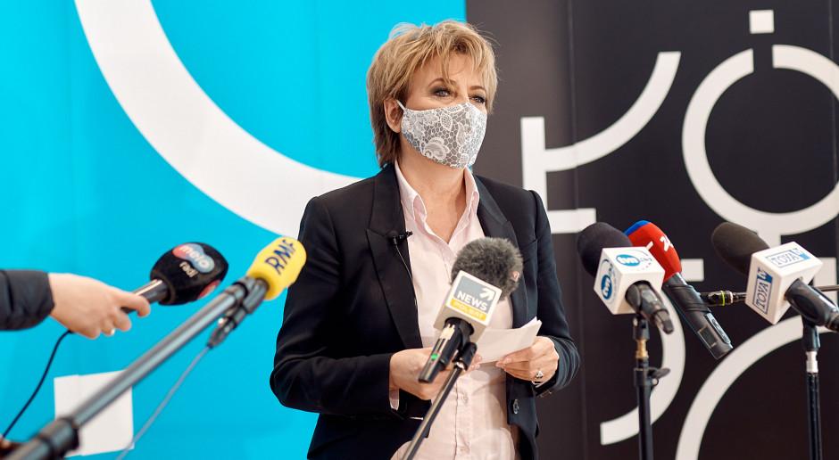Władze Łodzi: Pomimo pandemii odbędzie się świąteczny jarmark na Piotrkowskiej