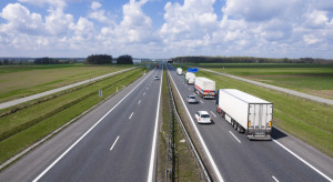 Zarządca autostrady traci na epidemii