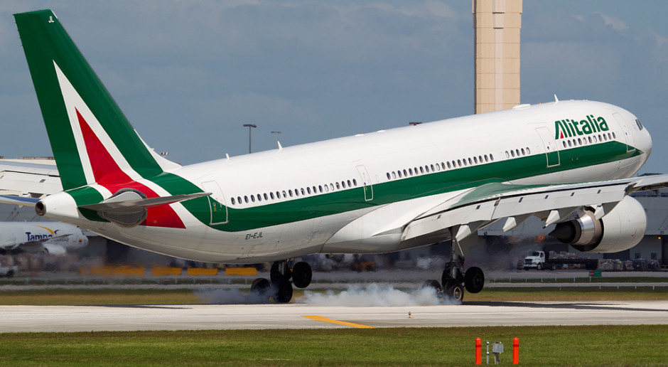 Lot z Rzymu na Sycylię jak za Ocean - największymi samolotami. Przez koronawirusa