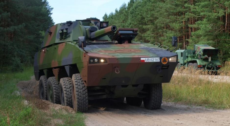 W 2024 roku wojsko będzie miało 122 Raki. fot. HSW