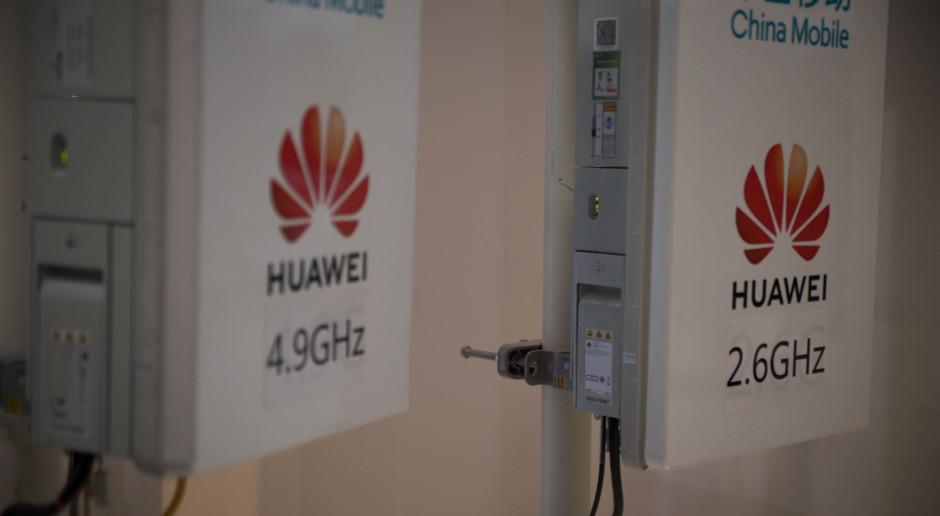 Od września 2021 zakaz użycia komponentów Huaweia w Wielkiej Brytanii