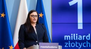 Jarosińska-Jedynak: Do końca kwietnia trzeba przedstawić Krajowe Plany Odbudowy