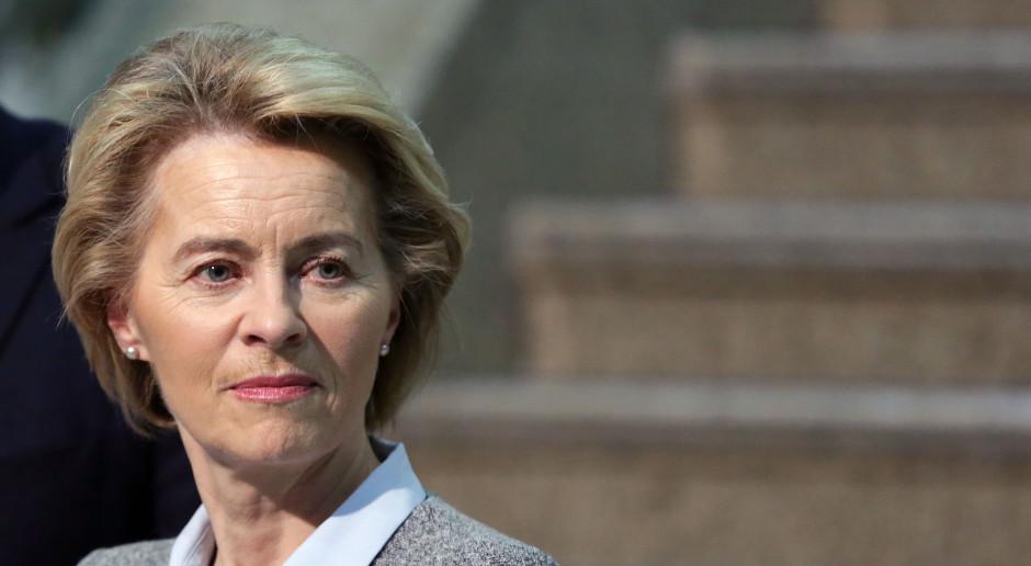 Von der Leyen: wkraczamy w decydującą fazę negocjacji na szczycie UE