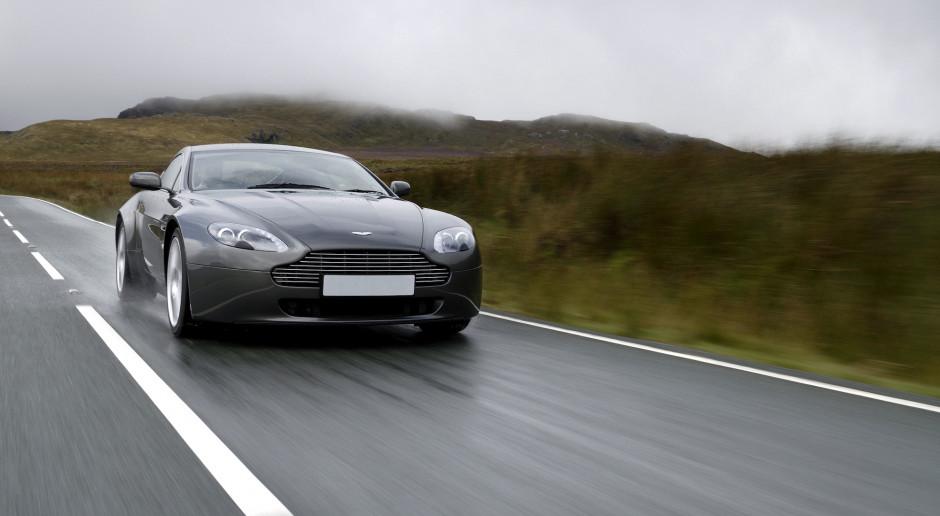 British Automotive Holding bierze rozwód z Aston Martin