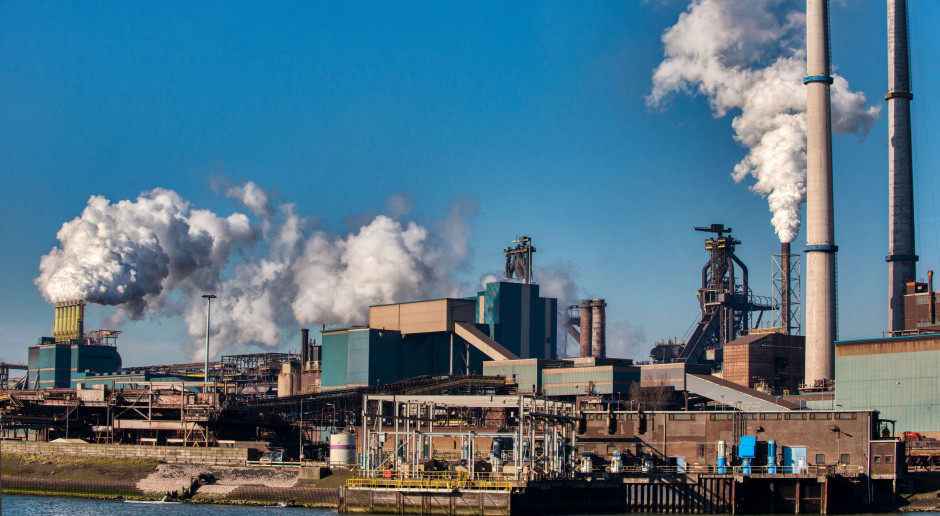 Blokada drzwi w fabryce Tata Steel. Pracownicy boją się o zatrudnienie