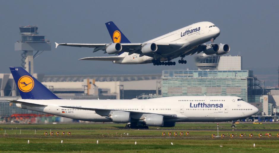 Lufthansa zatwierdziła plan państwowej pomocy w wys. 9 mld euro