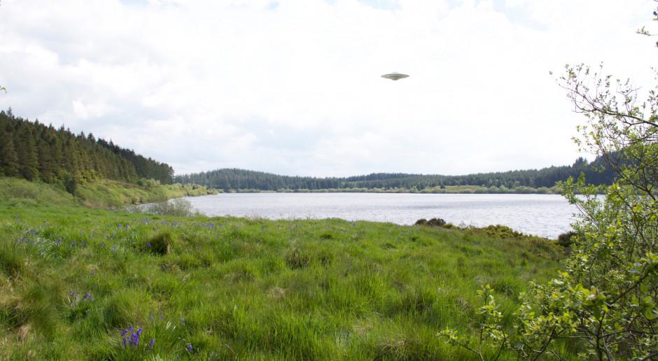 We francji również zaobserwowano UFO