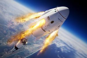 Start kosmicznej kapsuły Elona Muska złapał opóźnienie