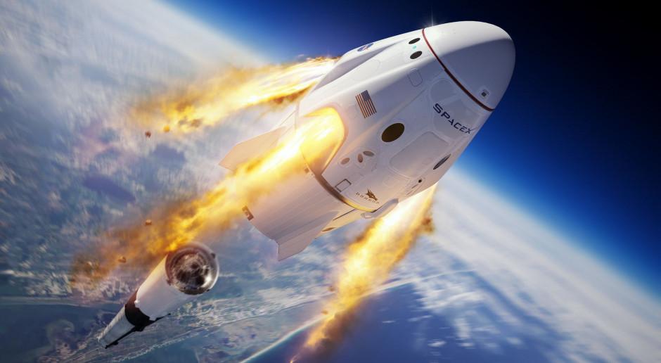 Start rakiety Falcon 9 z kapsułą Dragon przełożony z powodu pogody