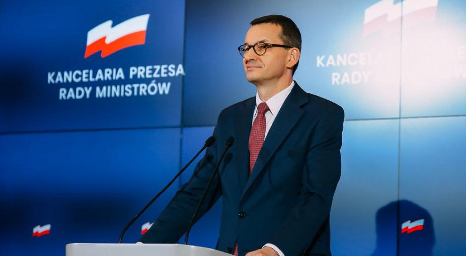 Premier: nowy polski ład pozwoli szybko wrócić na ścieżkę wzrostu
