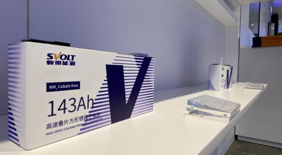 Nowe chińskie baterie bez kobaltu
