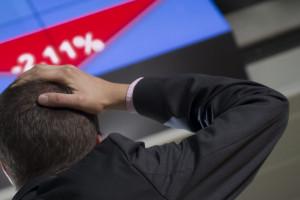 Kursy banków runęły po ogłoszeniu decyzji o cięciu stóp