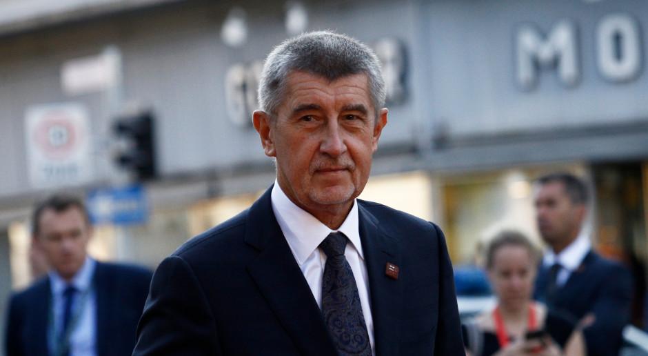 USA: Blinken wsparł Babisza w polityce wobec Rosji