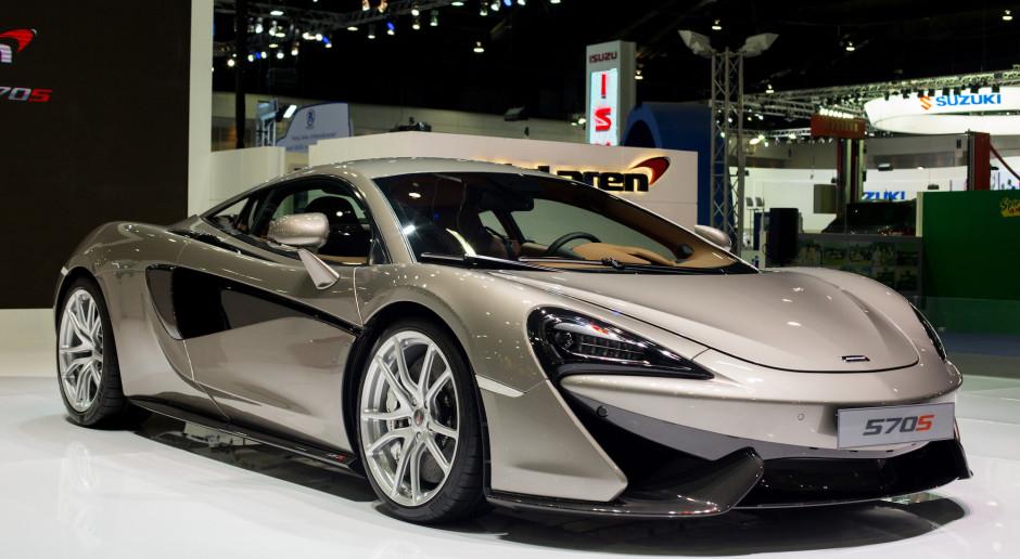 Gdy cała branża stała, wyprodukowano 197 luksusowych samochodów