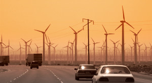 Brak wyraźnego rozwiązania dla recyklingu zużytych łopat wiatraków
