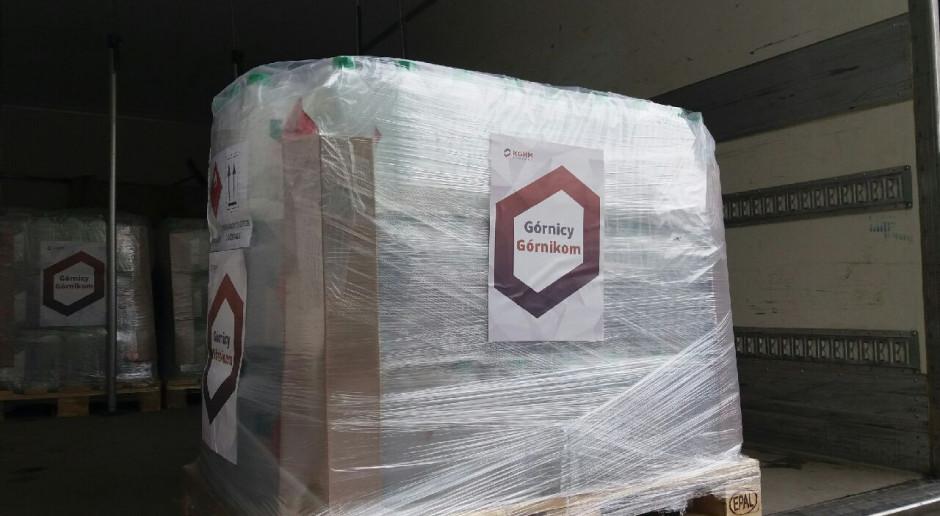 KGHM Polska Miedź idzie z pomocą dla śląskich górników