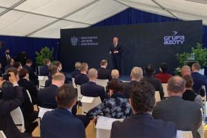 Jacek Sasin: wielkie inwestycje to wehikuł rozwojowy na najbliższe lata