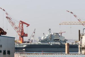 Morski wyścig zbrojeń. Chiny jak Związek Radziecki