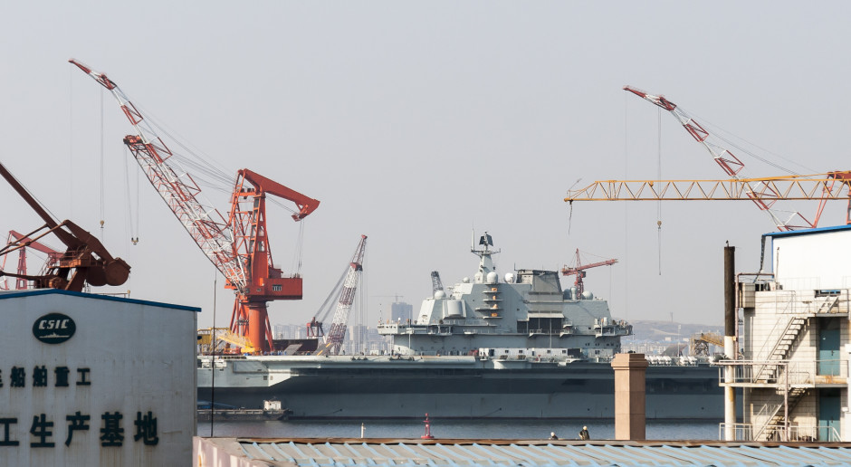 #TydzieńwAzji. Morski wyścig zbrojeń. Chiny jak Związek Radziecki?