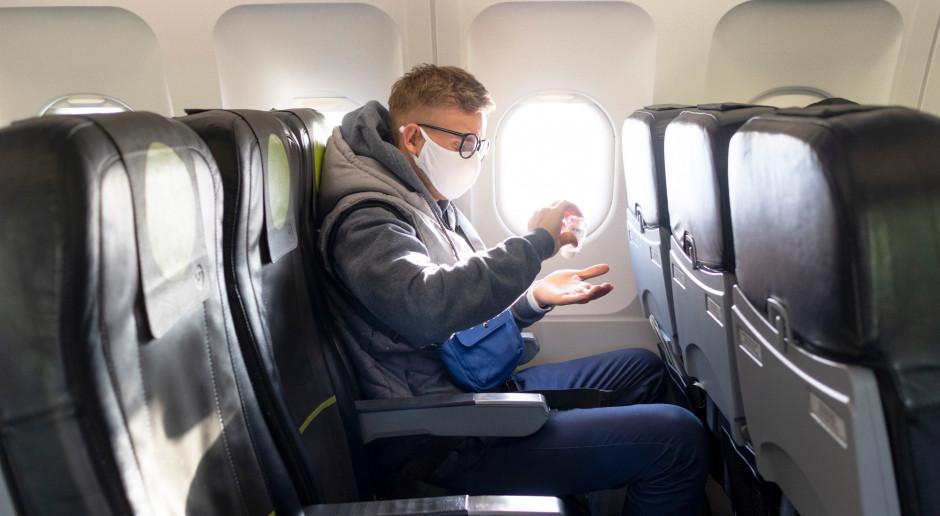 Transport lotniczy odbuduje się dopiero w 2024 roku