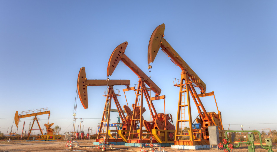 Rosną ceny ropy na giełdzie paliw