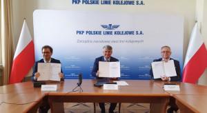 Umowy na modernizację tras kolejowych do CPK podpisane