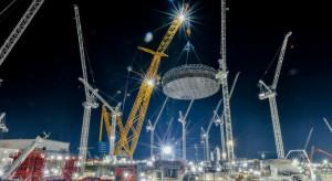 Ważny etap na budowie elektrowni jądrowej w Wielkiej Brytanii
