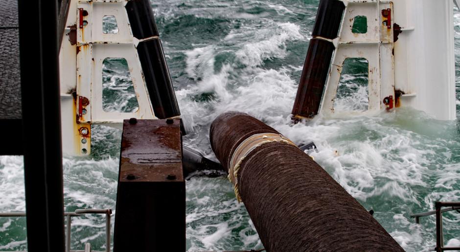 UOKiK grozi Gazpromowi karą. Chodzi o Nord Stream 2