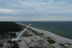 Polski system sterowania rakietami sprawdzony w działaniu