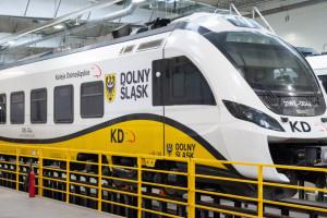 Koleje Dolnośląskie będą rozbudowywać bazę serwisowo-remontową
