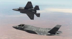 USA rozważają sprzedaż myśliwców F-35 Zjednoczonym Emiratom Arabskim