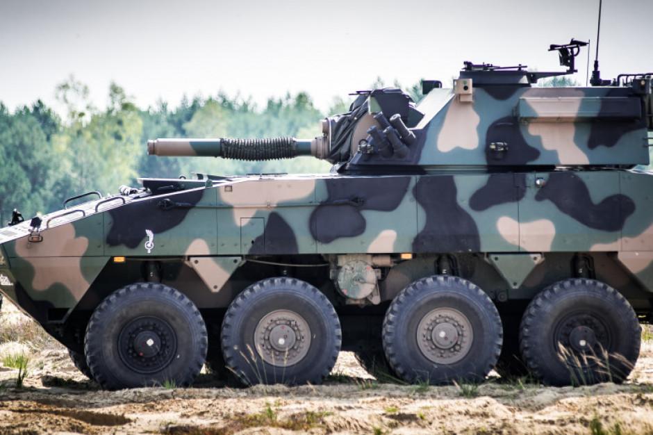 MON wspierając zbrojeniówkę podczas pandemii, podpisał umowę na dostawę 40 samobieżnych moździerzy M120K Rak, fot. HSW