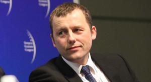 Mikołaj Wild: CPK jest projektem zmieniającym oblicze kolei w Polsce