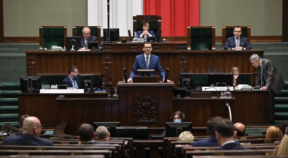 Mateusz Morawiecki: stawiamy na duże inwestycje infrastrukturalne