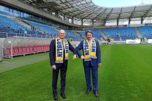Jeden z najbogatszych Polaków inwestuje w piłkę