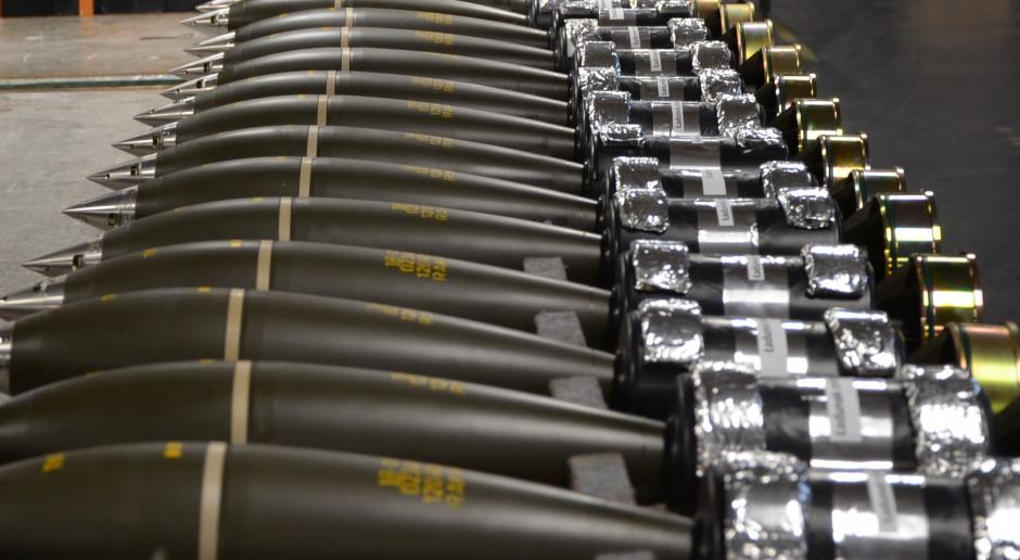 Raki będą strzelać amunicją odłamkowo-burzącą z Dezametu