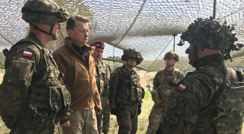 MON kontynuuje zakupy z polskiego przemysłu zbrojeniowego