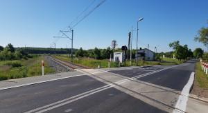 PKP: W 2020 r. mniej wypadków na przejazdach kolejowo-drogowych