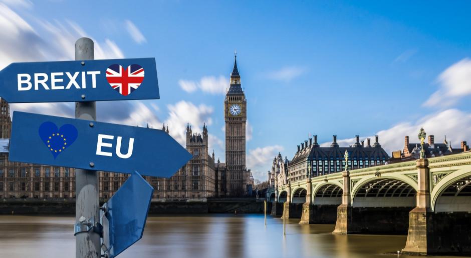 Brytyjski handel z UE zaczyna odbijać po rekordowych spadkach